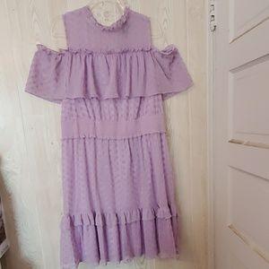 Lane Bryant coldshoulder dress size 16